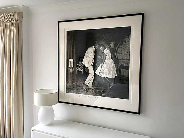 artwall mounting service in london