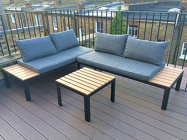 garden furniture assembly service in barons court